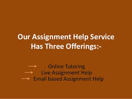 want to know how help assignments works help assignments works 2