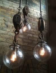 home decor vintage industrial pendant lighting stainless steel