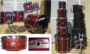 yamaha 9000 drums. yamaha 9000 power recording custom ( rf ) jean33marcel images drums t