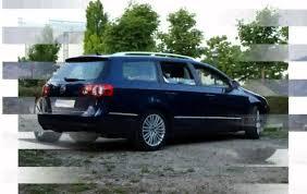 2006 Volkswagen Passat Variant 3.2 V6 FSI 4Motion - Features and ...