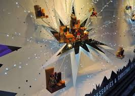 my soul is raining clothes photo essay liberty s christmas  christmas star shaped arrangements at liberty department store