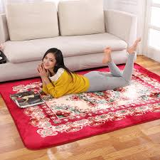 luxury romantic rose rug for living roomelegant american country style carpet bedroomrug american country style font