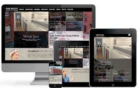 apartment website design. By Delivering A Site That Worked On Any Device And Very Unique Horizontal Page Interaction We The Client Felt Achieved Our Goals. Apartment Website Design B
