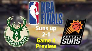 NBA Finals Game 4