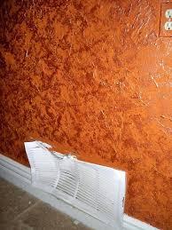sponge painting walls