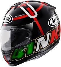 Arai Gp6 Ped Arai Axces Ii Haga Monza Helmet Black Xs 53