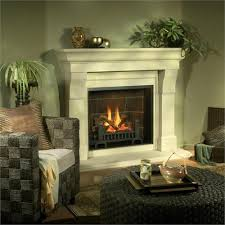 Valor Horizon Gas Fireplace With Cast Front And Stone Sorround 534 Valor Fireplace Inserts