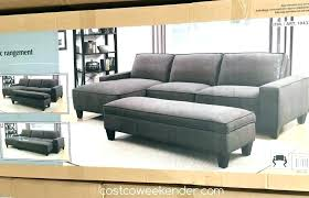 chaise sofa with storage ottoman harper bright designs sectional and 2 storage chaise sofa cream reversible sectional