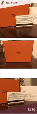 Hermes $200 Gift Card