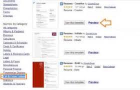 resume format template google docs google resume format