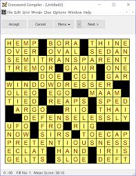 crossword piler features