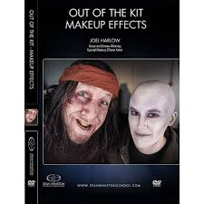 stan winston dvd out of the kit makeup effects joel harlow