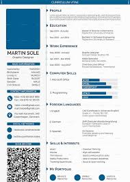 Resume Modern Format Modern Format Of Resume Best Resume Template