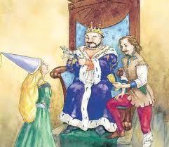 نتیجه تصویری برای نقاشی پیرزن عجوزه و صندوق