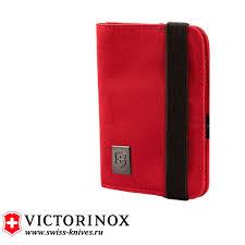 Швейцарская <b>обложка для паспорта Victorinox</b> 31172203 | Купить ...