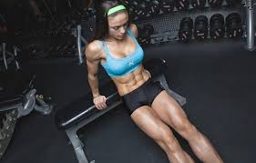 Wallpaper workout, fitness, Megan Duncan, asbs images for desktop, section  спорт - download