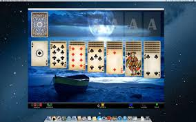 best free mac games full deck solitaire