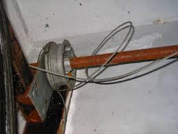 garage door cable came offBroken Garage Door Cable Repair In Cincinnati
