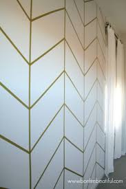 Wall Patterns With Tape The 25 Best Washi Tape Wall Ideas On Pinterest Washi Tape