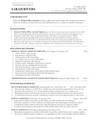 Medical Assistant Duties Resume Cool Medical Assistant Job Description Template Job Description Medical