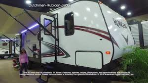 dutchmen rubicon 3300