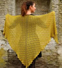 Knitted Shawl Patterns Custom Morgenfryd Large Lace Shawl Knit Pattern ⋆ Knitting Bee
