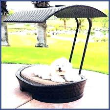 Canopy Dog Bed Fancy Canopy Dog Beds – elifnakliyat.info