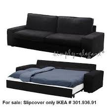 new ikea kivik 3 seat sofa couch cover
