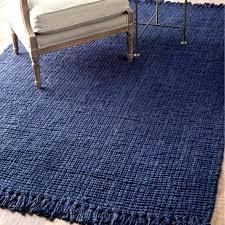 navy jute rug chunky loop jute rug a cottage in the city navy round jute rug navy jute rug
