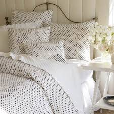 taylor linens dottie black queen duvet