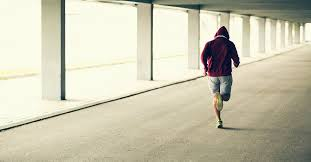 is running on pavement risky