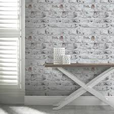 how to whitewash brick walls striking