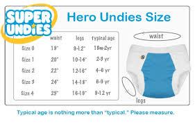 Hero Undies Overnight