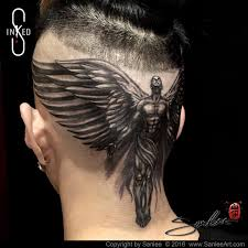 Angel Tattoos The Worlds Best Angel Tattoo Designs Meaning