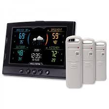 indoor outdoor multi sensor station with 3 sensors 105hv