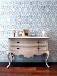 geometric oriental 3d wall panels