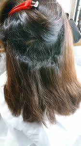 歴代no1かなり強いくせ毛ハイダメージで切れ毛の髪質に対する縮毛