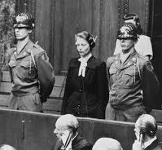 how many people were actually hanged as a result of the nuremberg  dr herta oberheuser she reported to dr karl gebhardt participating in vile human experiments on conscious people and children simulating combat wounds