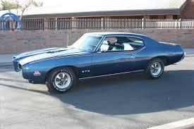 PONTIAC 1969 GTO JUDGE LIBERTY BLUE RAM AIR ARIZONA CAR for sale ...