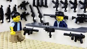 Lego <b>SWAT</b> - The Robbery - YouTube
