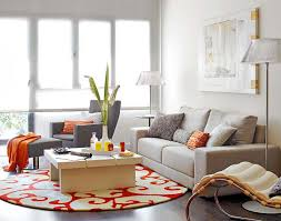 Modern bright living room Panelling Smalllivingroomideas13 Shutterstock Tips For Your Charming Small Living Room Interior