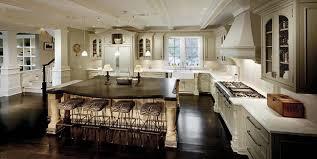 Wonderful Darien Connecticut Ct Residential Waterfront Interior Kitchen Dark