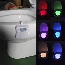 Đèn led nhà vệ sinh thông minh tự động phát sáng bằng công nghệ cảm biến  chuyển động - Bóng đèn