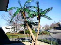 artificial outdoor palm trees artificial palm tree trees for outside in artificial outdoor palm trees