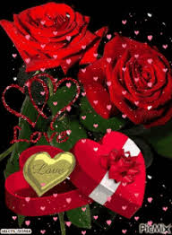 love roses and hearts wallpapers. Plain Roses Roses Gift GIF  GIFs Throughout Love And Hearts Wallpapers V