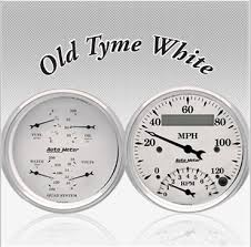 home old tyme white