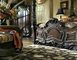 bedroom furniture nice sets intended for set inspirations used michael amini excelsior collection luxury furni