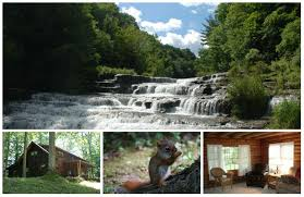 Home Wiscoy Creek Lodge