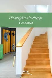 Außentreppen mit podest bieten mehr bewegungsfreiheit. Die Holztreppe Planung Einbau Und Pflege In 2020 Holztreppe Haus Bauen Treppe