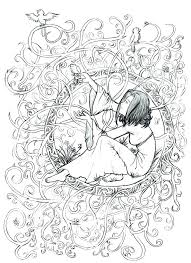 Unicorn Head Colouring Pages Free Printable Coloring For Adults